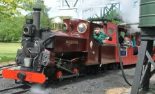 Audley End Steam Gala