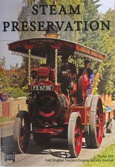 Spring Steam Preservation Out Now