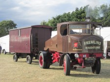 Haddenham Steam Rally