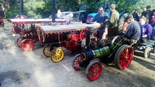 Great Chesterford Steam Up